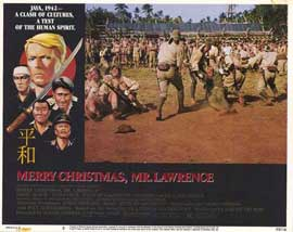 Merry Christmas, Mr. Lawrence - 11 x 14 Movie Poster - Style C
