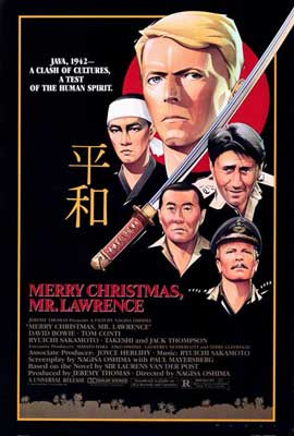 Merry Christmas, Mr. Lawrence - 27 x 40 Movie Poster - Style A