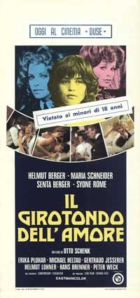 Merry-Go-Round - 13 x 28 Movie Poster - Italian Style A