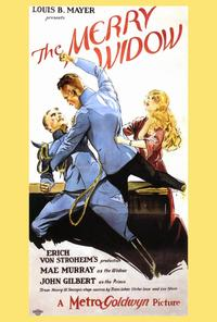 Merry Widow - 27 x 40 Movie Poster - Style A
