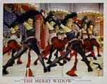 The Merry Widow - 11 x 14 Movie Poster - Style E