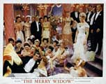 The Merry Widow - 11 x 14 Movie Poster - Style I