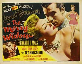The Merry Widow - 11 x 14 Movie Poster - Style A