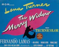 The Merry Widow - 11 x 14 Movie Poster - Style B