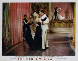 The Merry Widow - 11 x 14 Movie Poster - Style G