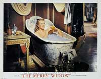 The Merry Widow - 11 x 14 Movie Poster - Style H