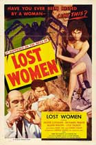 Mesa of Lost Women - 27 x 40 Movie Poster - Style D