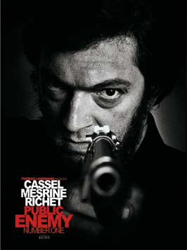 Mesrine: Killer Instinct - 43 x 62 Movie Poster - Bus Shelter Style B