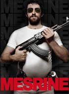 Mesrine: Public Enemy No. 1 - 27 x 40 Movie Poster - Style A