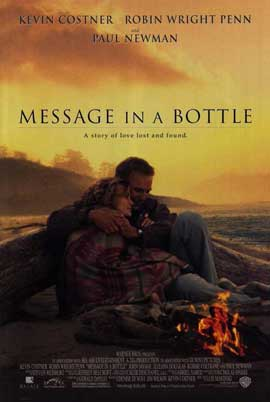 Message in a Bottle - 11 x 17 Movie Poster - Style A