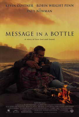 Message in a Bottle - 27 x 40 Movie Poster - Style A