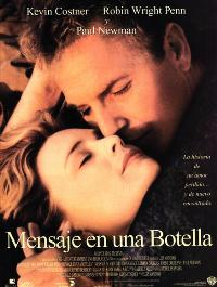 Message in a Bottle - 11 x 17 Movie Poster - Spanish Style A