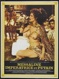 Messalina, Empress of Rome - 11 x 17 Movie Poster - French Style A