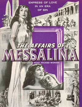Messalina - 11 x 17 Movie Poster - Style A