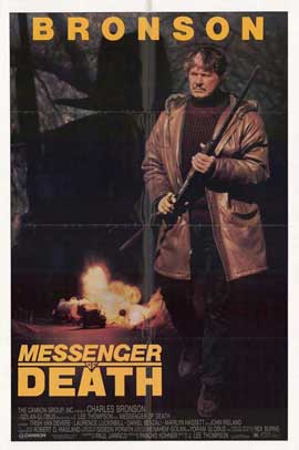 Messenger of Death - 11 x 17 Movie Poster - Style A