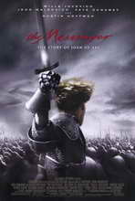 The Messenger: The Story of Joan of Arc - 11 x 17 Movie Poster - Style B