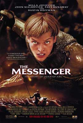 The Messenger: The Story of Joan of Arc - 11 x 17 Movie Poster - Style A