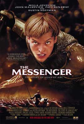 The Messenger: The Story of Joan of Arc - 27 x 40 Movie Poster - Style A