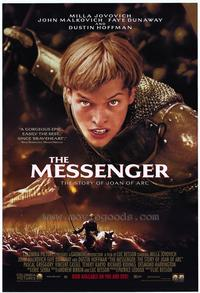 The Messenger: The Story of Joan of Arc - 43 x 62 Movie Poster - Bus Shelter Style A