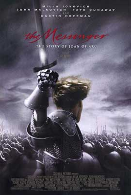 The Messenger: The Story of Joan of Arc - 27 x 40 Movie Poster - Style B