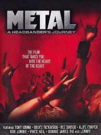 Metal: A Headbanger's Journey - 27 x 40 Movie Poster - Style B
