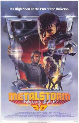 Metalstorm: The Destruction of Jared-Syn - 11 x 17 Movie Poster - Style A