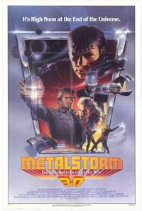 Metalstorm: The Destruction of Jared-Syn - 27 x 40 Movie Poster - Style A