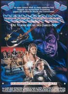 Metalstorm: The Destruction of Jared-Syn - 27 x 40 Movie Poster - German Style A