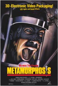 Metamorphasis - 11 x 17 Movie Poster - Style A