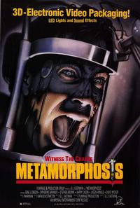 Metamorphasis - 43 x 62 Movie Poster - Bus Shelter Style A