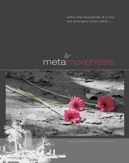 Metamorphosis - 43 x 62 Movie Poster - Bus Shelter Style A