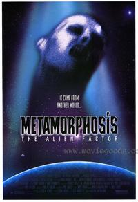 Metamorphosis: The Alien Factor - 11 x 17 Movie Poster - Style A