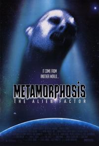 Metamorphosis: The Alien Factor - 11 x 17 Movie Poster - Style B