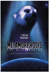 Metamorphosis: The Alien Factor - 27 x 40 Movie Poster - Style B