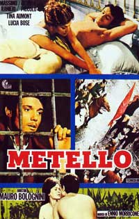 Metello - 11 x 17 Movie Poster - Spanish Style A