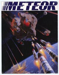 Meteor - 27 x 40 Movie Poster - Style B