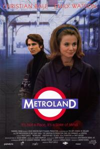 Metroland - 11 x 17 Movie Poster - Style A