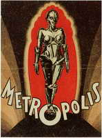 Metropolis - 11 x 17 Movie Poster - Style C