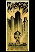 Metropolis - 27 x 40 Movie Poster - Style B