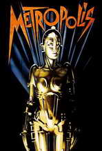 Metropolis - 27 x 40 Movie Poster - Style D