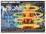 Metropolis - 11 x 17 Movie Poster - Style L