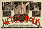Metropolis - 11 x 17 Movie Poster - Style O