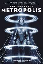 Metropolis - 11 x 17 Movie Poster - Style Q