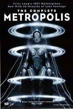 Metropolis - 27 x 40 Movie Poster - Style F