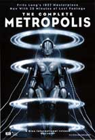 Metropolis - 43 x 62 Movie Poster - Bus Shelter Style H