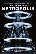 Metropolis - 1 Sheet Movie Poster - Style A
