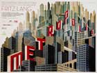 Metropolis - 11 x 14 Poster UK Style A