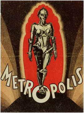 Metropolis - 11 x 17 Movie Poster - Style C