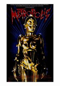 Metropolis - 43 x 62 Movie Poster - Bus Shelter Style A