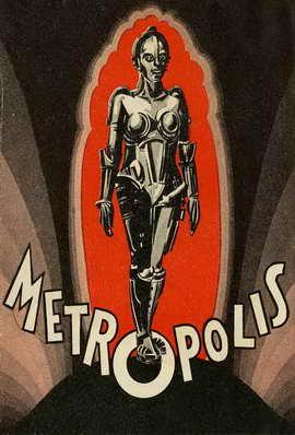 Metropolis - 11 x 17 Movie Poster - Style G